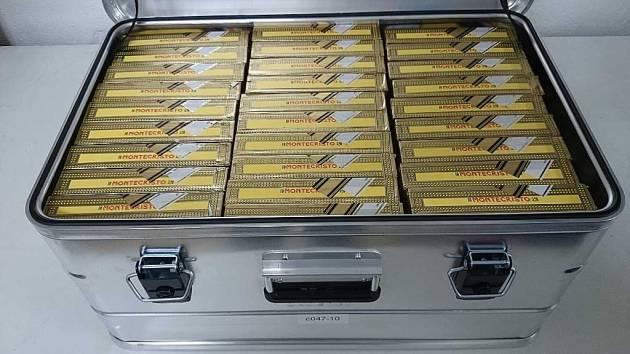 Ammo-box of Montecristo 520 Edición Limitada 2012