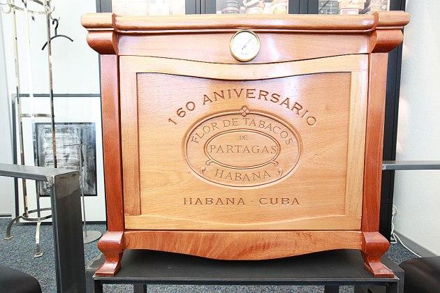 Partagas Humidor 160 Aniversario