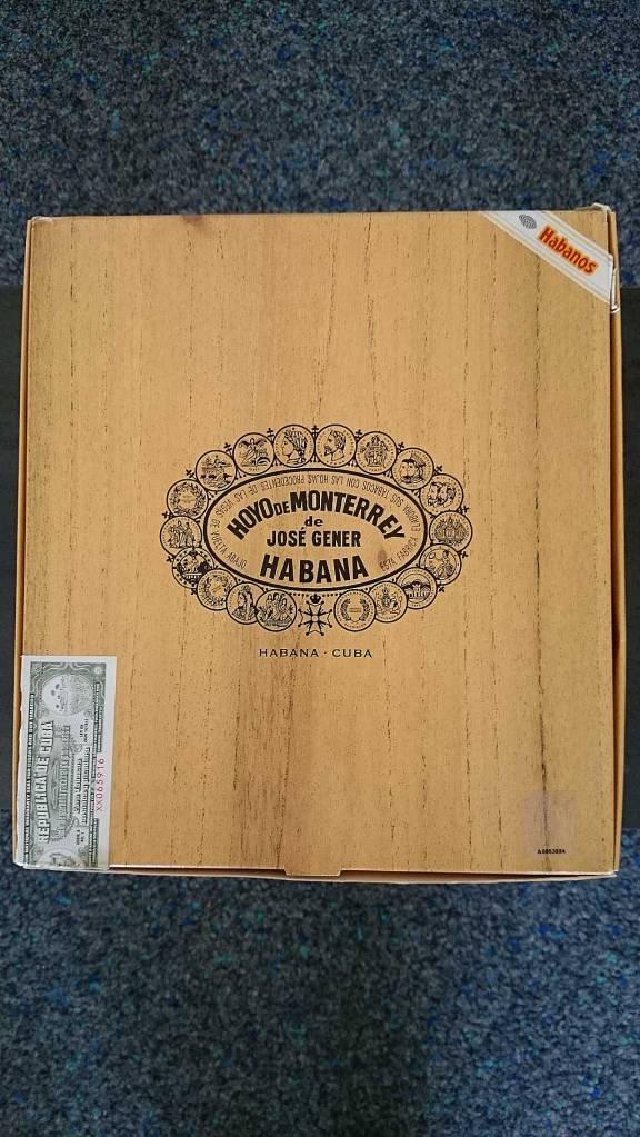 Colección Habanos 2003 - Hoyo de Monterrey Extravaganza