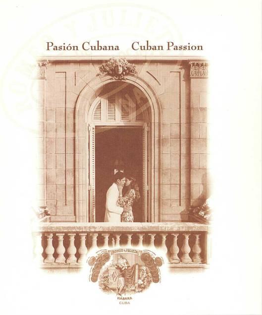 Colección Habanos 2004 Romeo y Julieta - Booklet Page 02