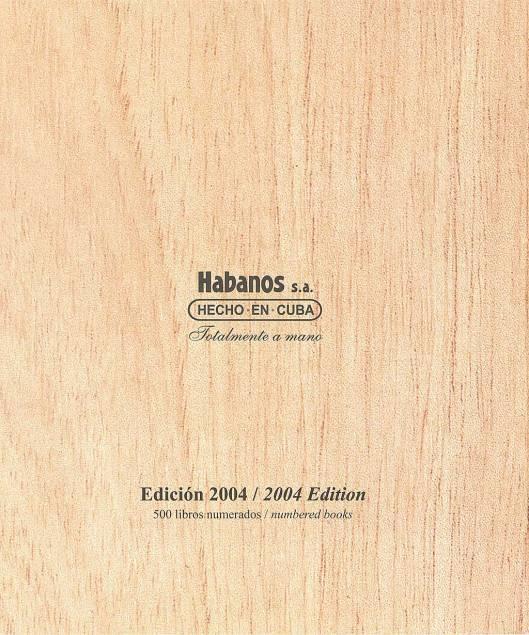 Colección Habanos 2004 Romeo y Julieta - Booklet Page 08