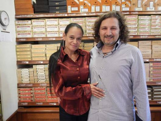 Amir Saroni & Yacqui
