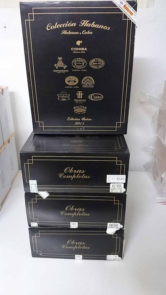 Colección Habanos - Obras Completas