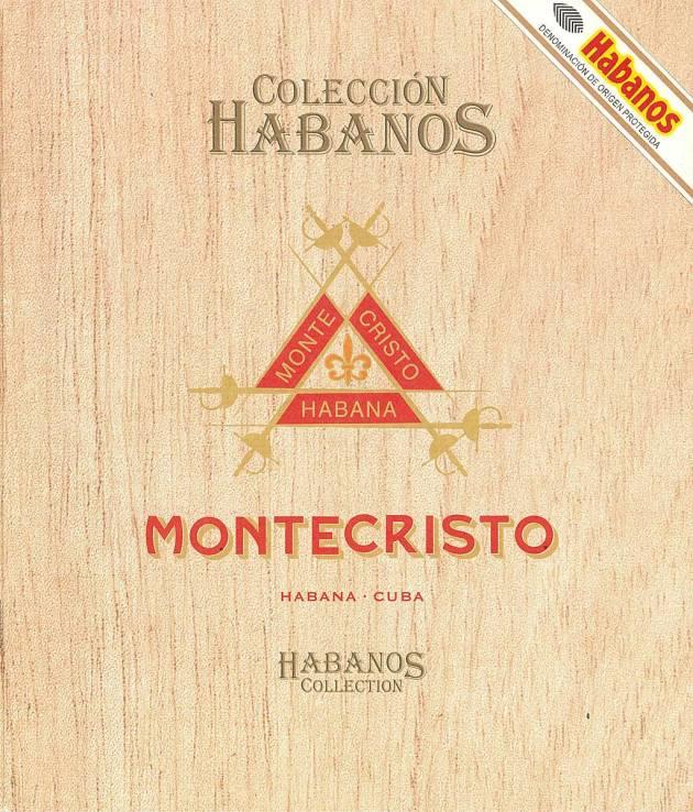 Colección Habanos – 2005 – Montecristo - booklet page 01