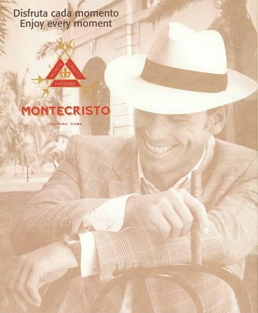 Colección Habanos – 2005 – Montecristo - booklet page 02