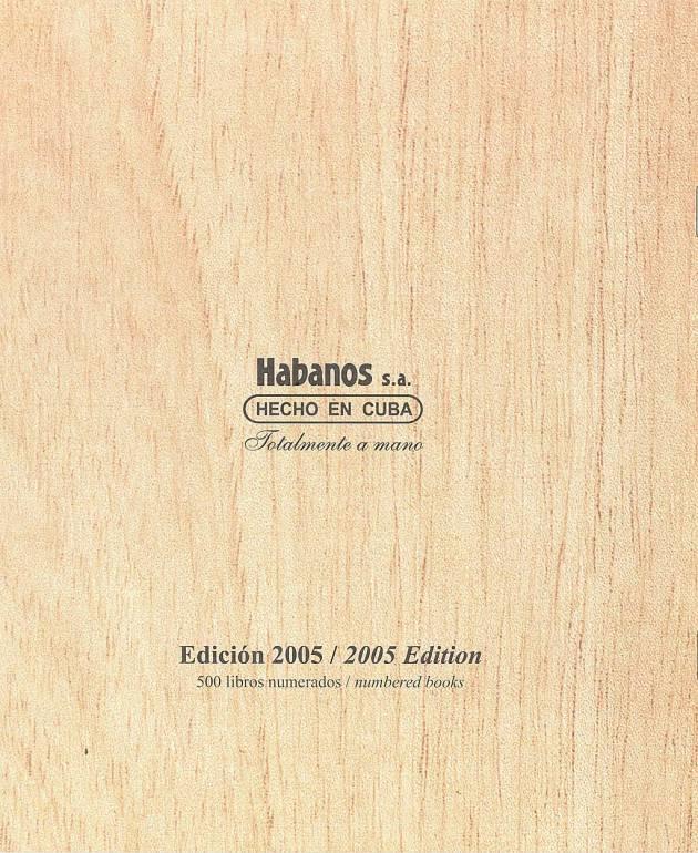 Colección Habanos – 2005 – Montecristo - booklet page 08