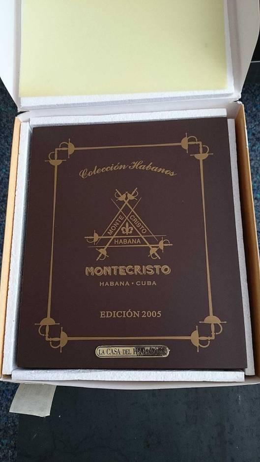 Colección Habanos – 2005 – Montecristo