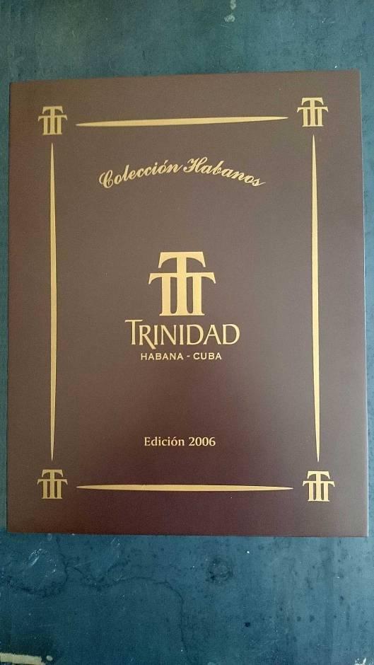 Colección Habanos – 2006 – Trinidad