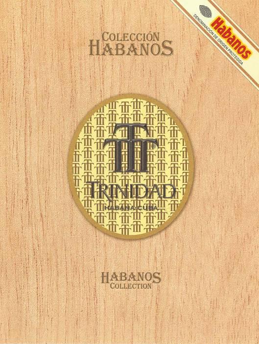 Colección Habanos – 2006 – Trinidad - booklet page 1