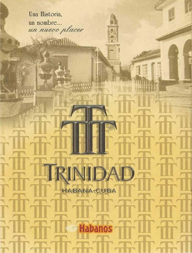 Colección Habanos – 2006 – Trinidad - booklet page 2