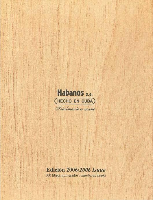 Colección Habanos – 2006 – Trinidad - booklet page 8