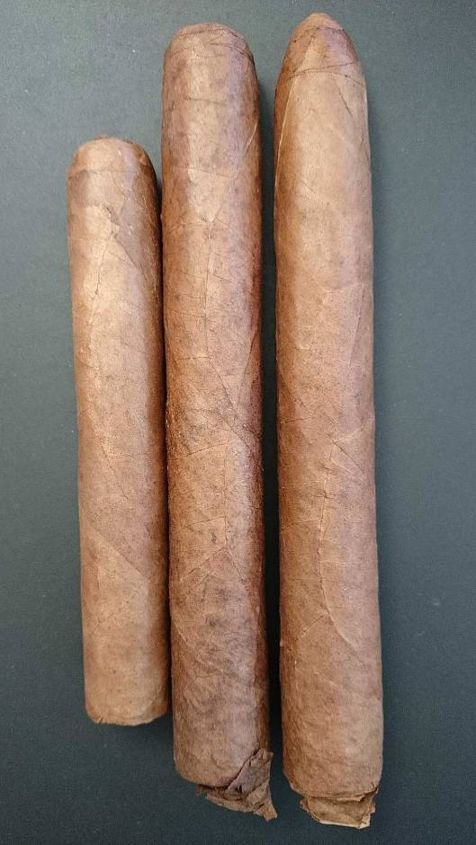 Custom rolled cigars