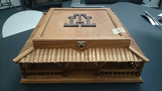 Trinidad Farmhouse Humidor