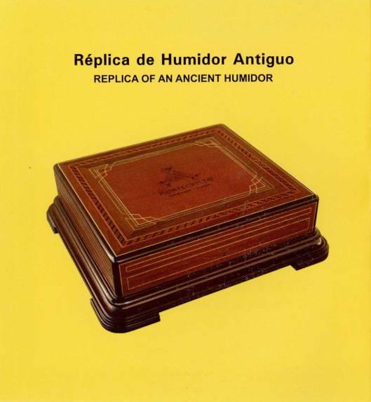 Montecristo - Réplica de Humidor Antiguo 2009 - booklet page 02