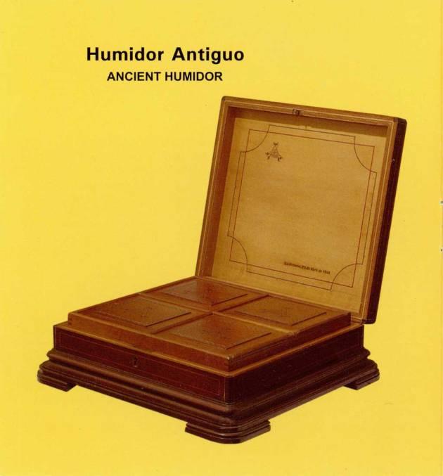 Montecristo - Réplica de Humidor Antiguo 2009 - booklet page 04
