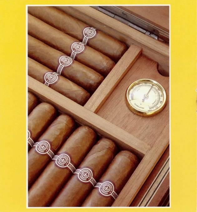 Montecristo - Réplica de Humidor Antiguo 2009 - booklet page 06