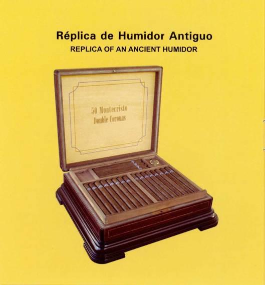 Montecristo - Réplica de Humidor Antiguo 2009 - booklet page 08