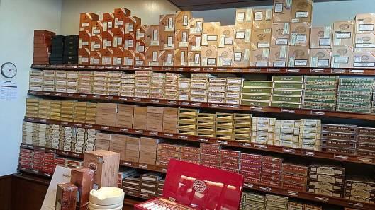 Shop - Urs Portmann Tabakwaren Kreuzlingen - humidor