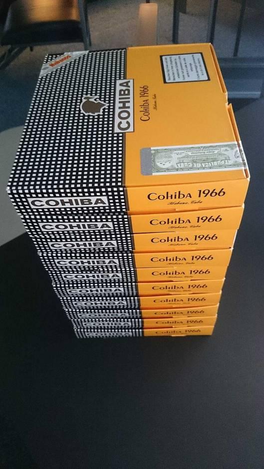 Cohiba 1966, Edición Limitada 2011