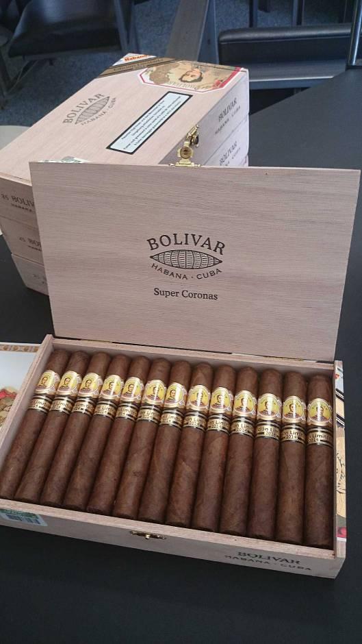 Bolivar - Super Coronas - Edición Limitada 2014
