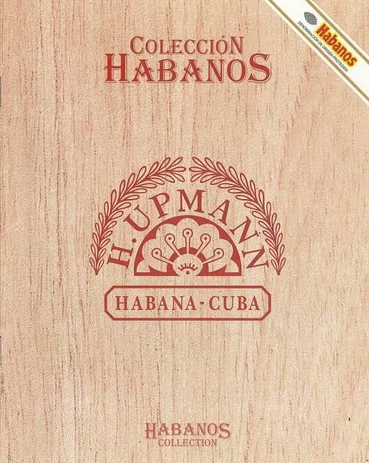 Colección Habanos – 2007 – H. Upmann - booklet page 1