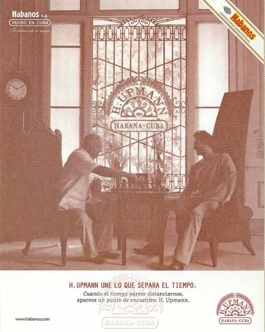 Colección Habanos – 2007 – H. Upmann - booklet page 2