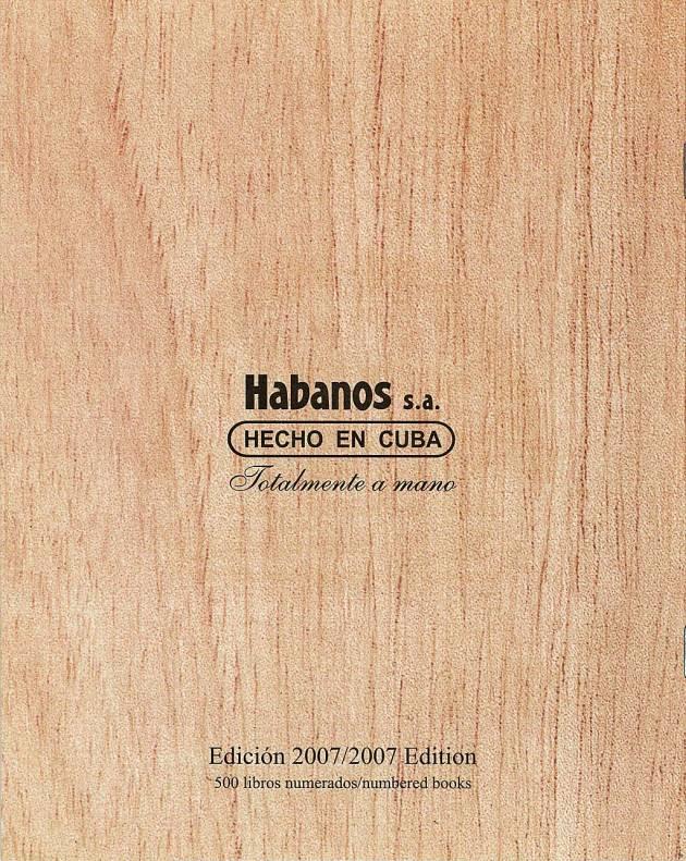 Colección Habanos – 2007 – H. Upmann - booklet page 8