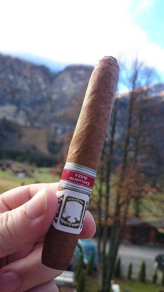 Ramon Allones - Perfectos - Edición Regional Suiza
