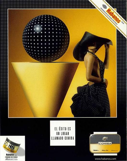 Colección Habanos – 2008 – Cohiba - booklet page 2