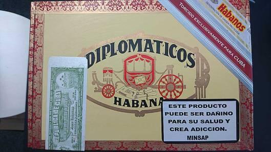 Diplomaticos Excelencia - Edición Regional Cuba
