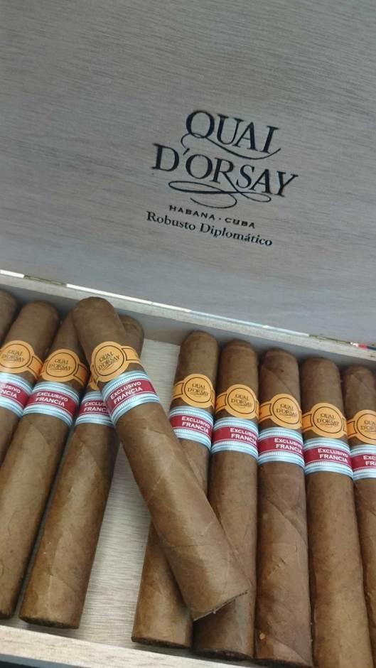 Quay d'Orsay Robusto Diplomatico - Edición Regional France